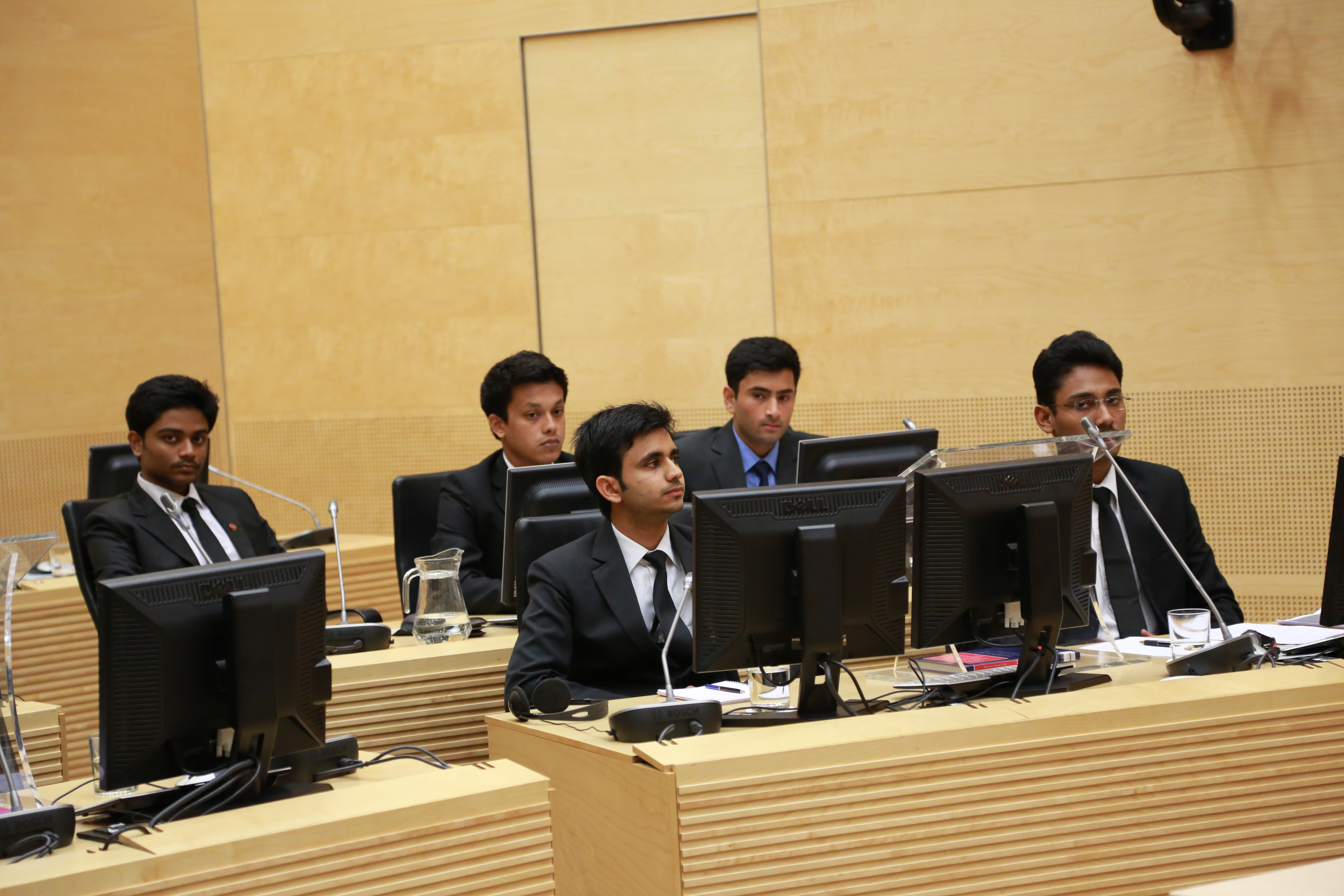 moot court Our moot court teams with the skills necessary to win national competitions   all new members of moot court are required to enroll in appellate advocacy, and .
